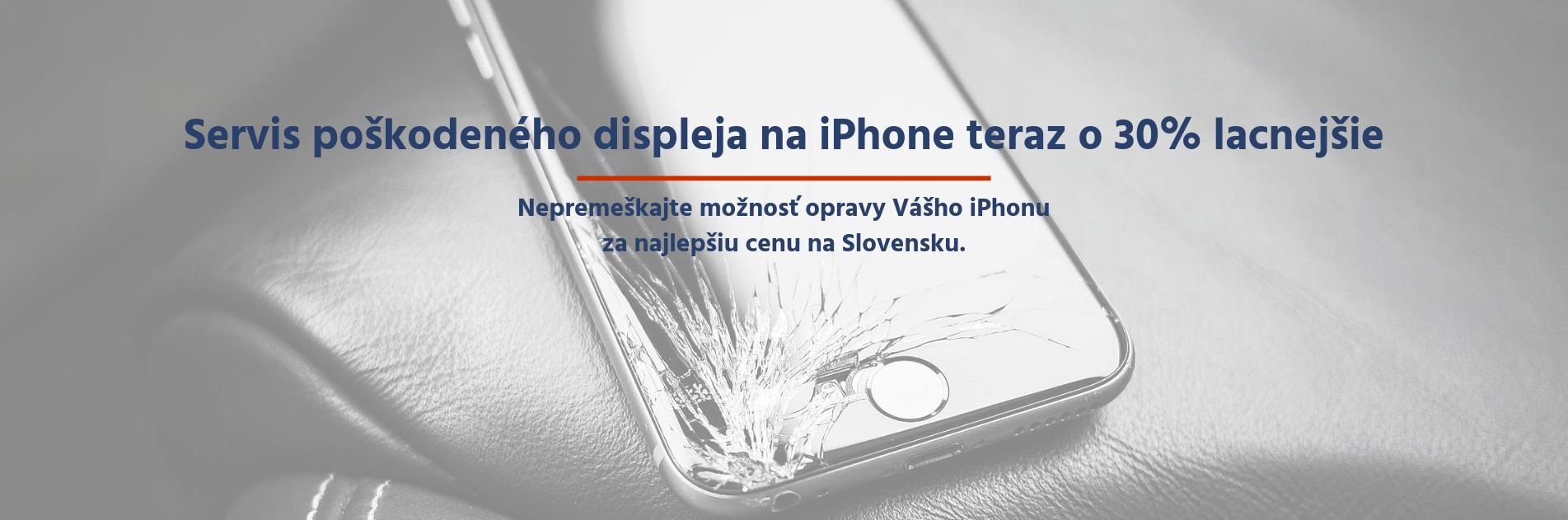 iDoctor | servis mobilov apple iphone o 30% lacnejšie