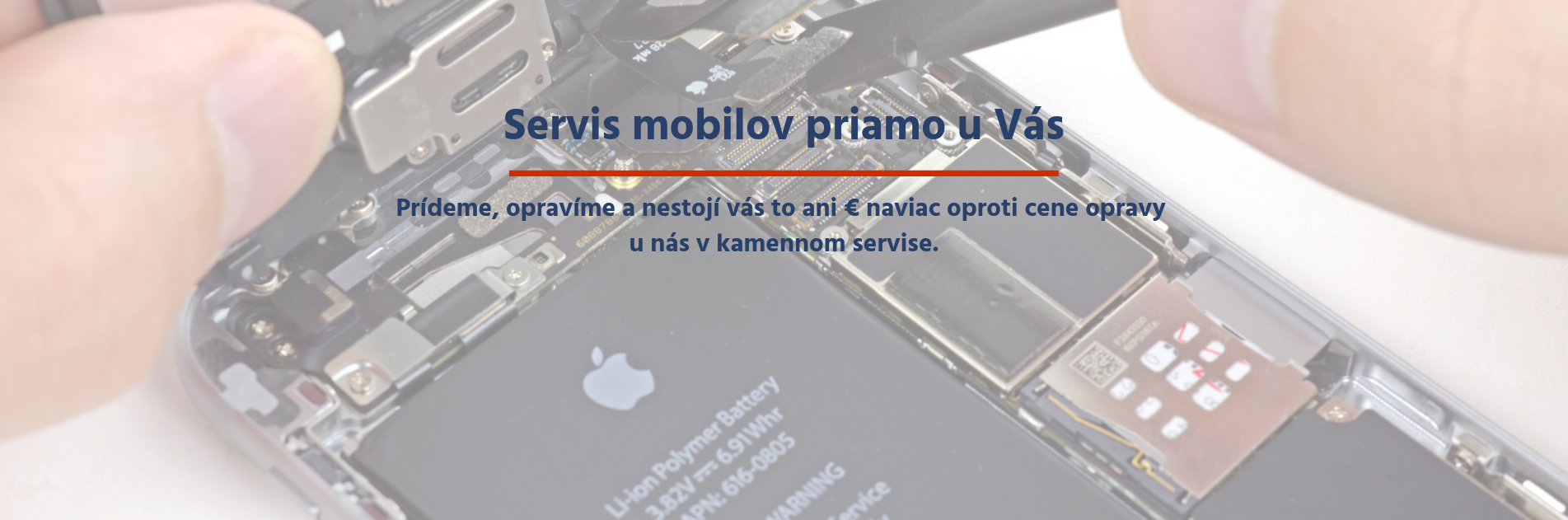 iDoctor | servis mobilov apple u vás